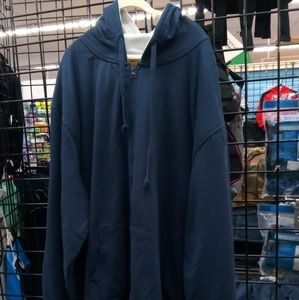 Men's Big & Tall Insulated Zip Up Hoodie